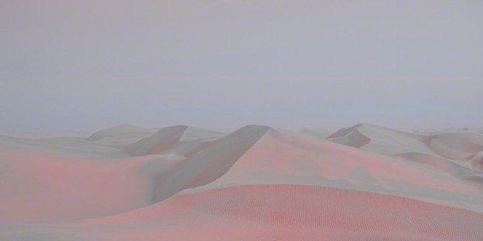 塔克拉玛干沙漠 photo by Jonas daley