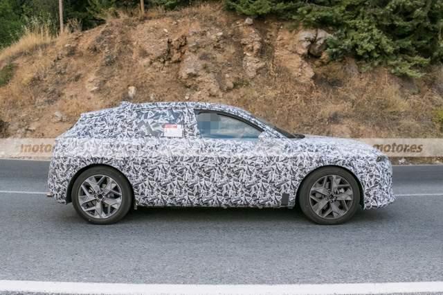 明年年初亮相 2021款法国紧凑型高级轿车DS4谍照流出
