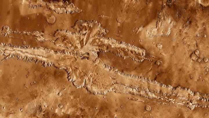 去火星看太阳系最壮观的景