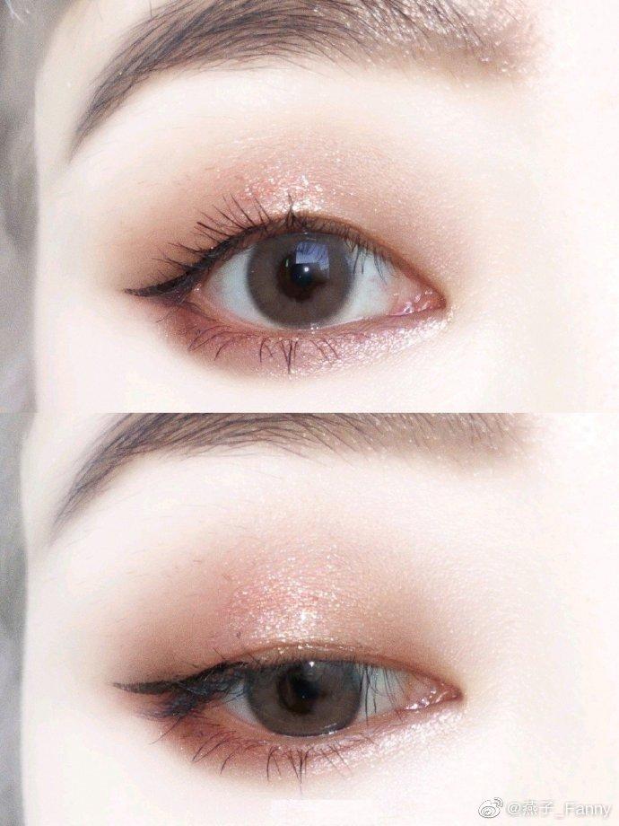 单眼皮眼妆合集🌿眼睛显大有神绝美配色