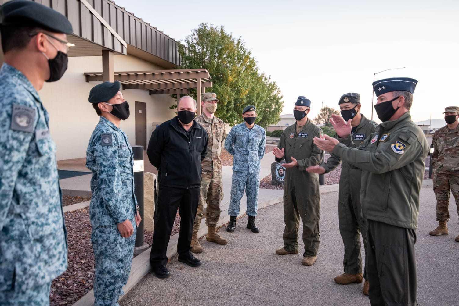 爱达荷州山之家空军基地-10月6日