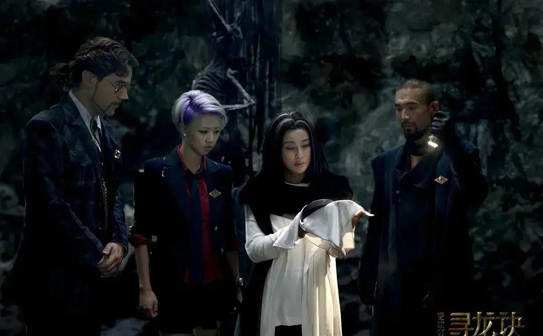 乌尔善曾说《寻龙诀》里最大牌的演员其实是刘晓庆