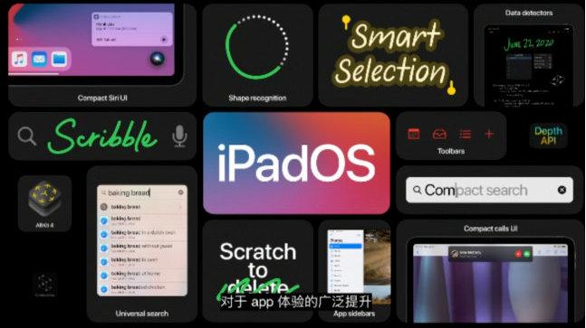 除了iOS14,还有iPadOS、watchOS、tvOS、macOS!