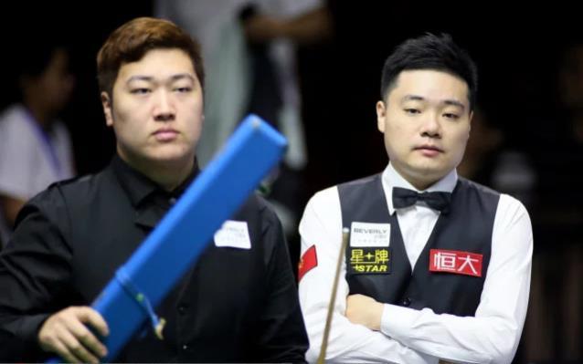 中国名将轰94628863分冲冠,颜丙涛4-4追平,大心脏剑指冠军
