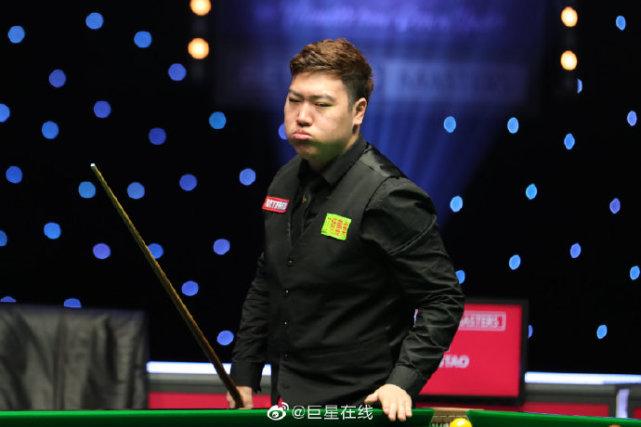 中国名将狂轰100946388分,颜丙涛5-4赢赛点,冠军目标更近了