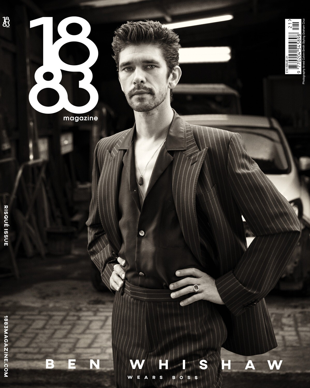 Ben Whishaw for 1883 magazine.