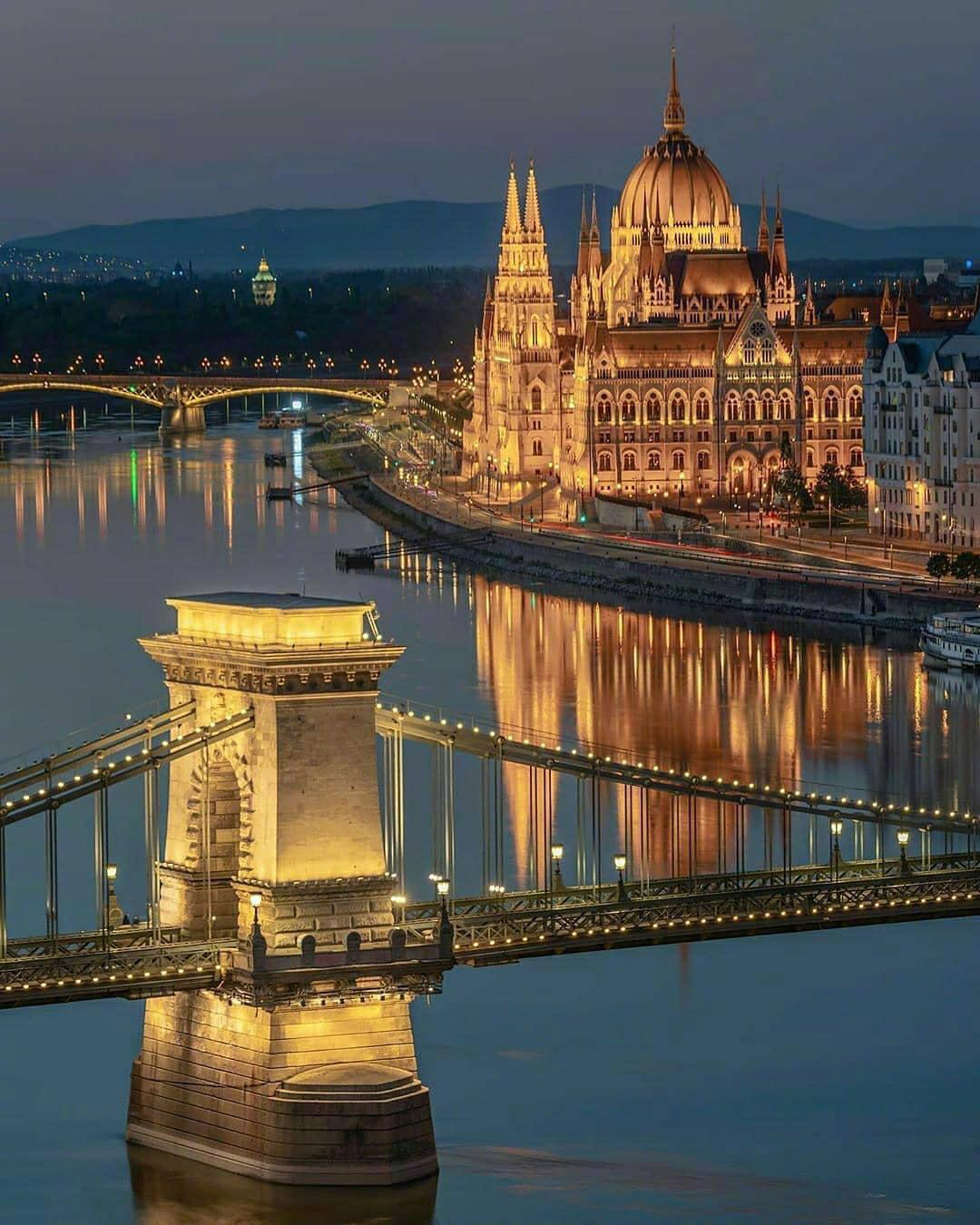 东欧的小巴黎:匈牙利布达佩斯。
