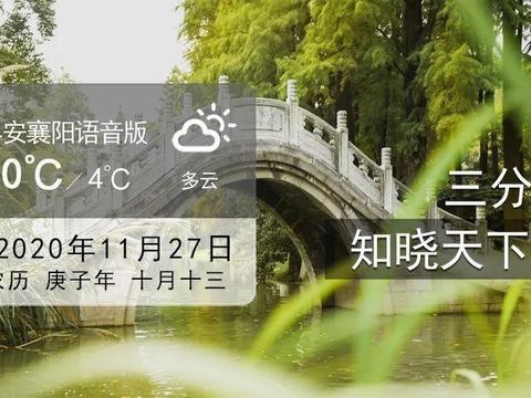11月27日早安·襄阳 | 曝光!秀水街被查!