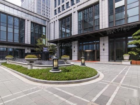 2021年1月武汉市王家墩CBD商圈写字楼市场租赁情况
