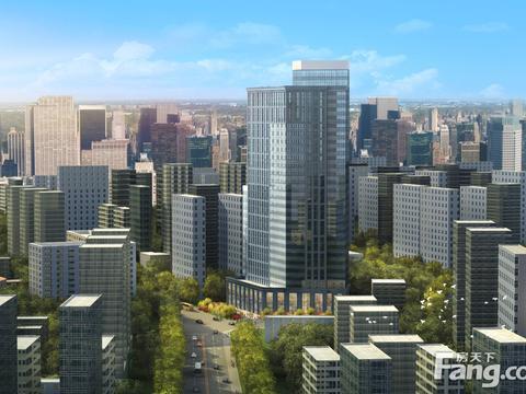 2021年1月武汉市台北香港路商圈写字楼市场租赁情况