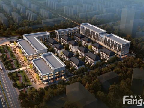 2020年12月成都市国宾商圈写字楼市场租赁情况