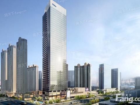2020年12月武汉市汉西商圈写字楼市场租赁情况
