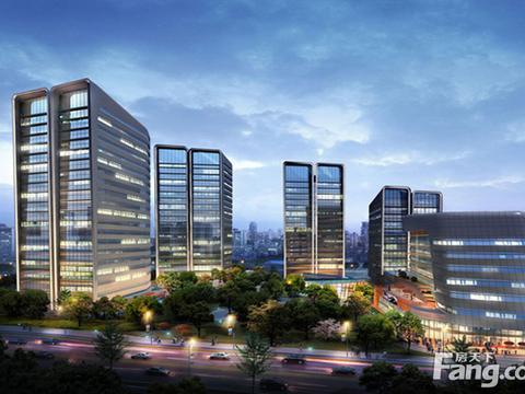 2020年12月北京市西红门商圈写字楼市场租赁情况