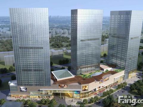 2021年4月苏州市湖东商圈写字楼市场租赁情况