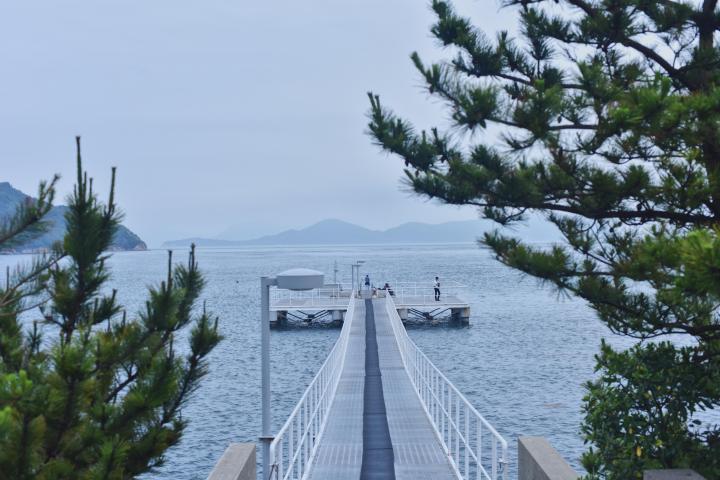 日本濑户内海,很适合一个人去旅游的景点,尤其是女生