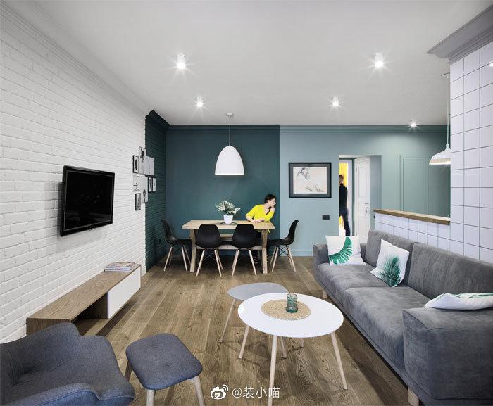 亚美尼亚埃里温北欧风公寓,温暖明亮空间,简单而精致的内饰