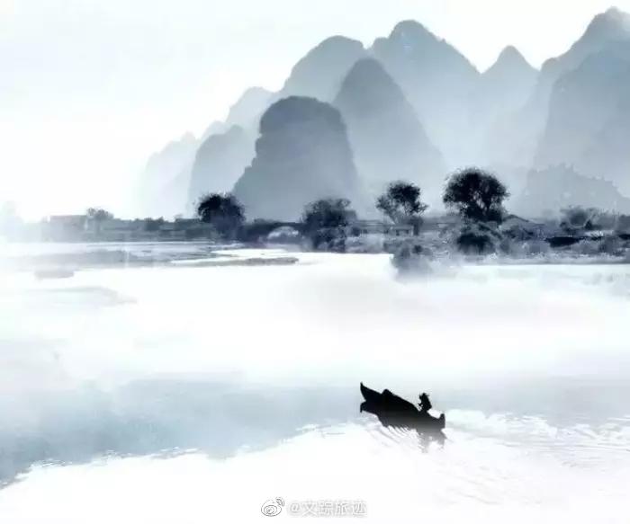 清代书家邓石如说:字画疏处可使走马,密处不使透风,常计以白当黑