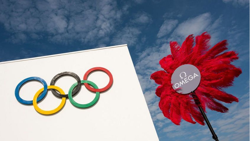 如何玩转奥运营销   欧米茄坚持做奥运梦想的记录者