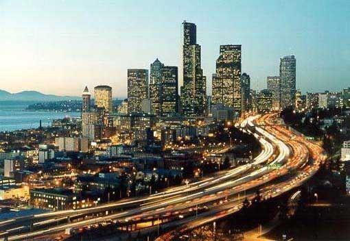 翡翠之城西雅图,期待与你相遇的那一天!