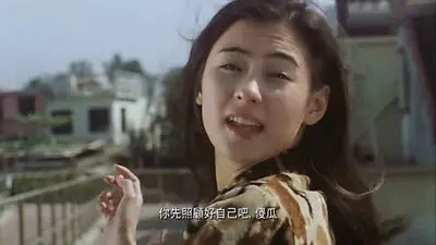 张柏芝在电影圈运气一直不错,18岁的时候一入行,就被周星驰相中