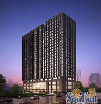 2021年4月杭州市朝晖商圈写字楼市场租赁情况