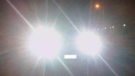 避免激怒路怒症,汽车灯光正确用法普及
