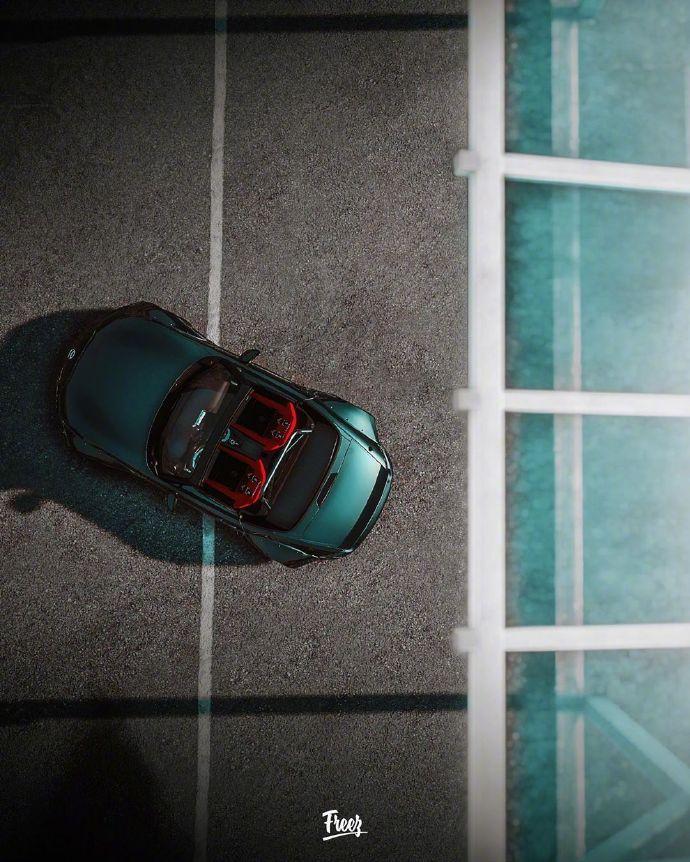 漂亮的宽体敞篷马自达Mazda MX5