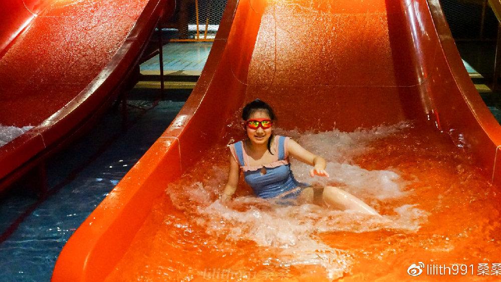 萌宠、垂直滑梯、水乐园~上海宝燕乐园亲子攻略