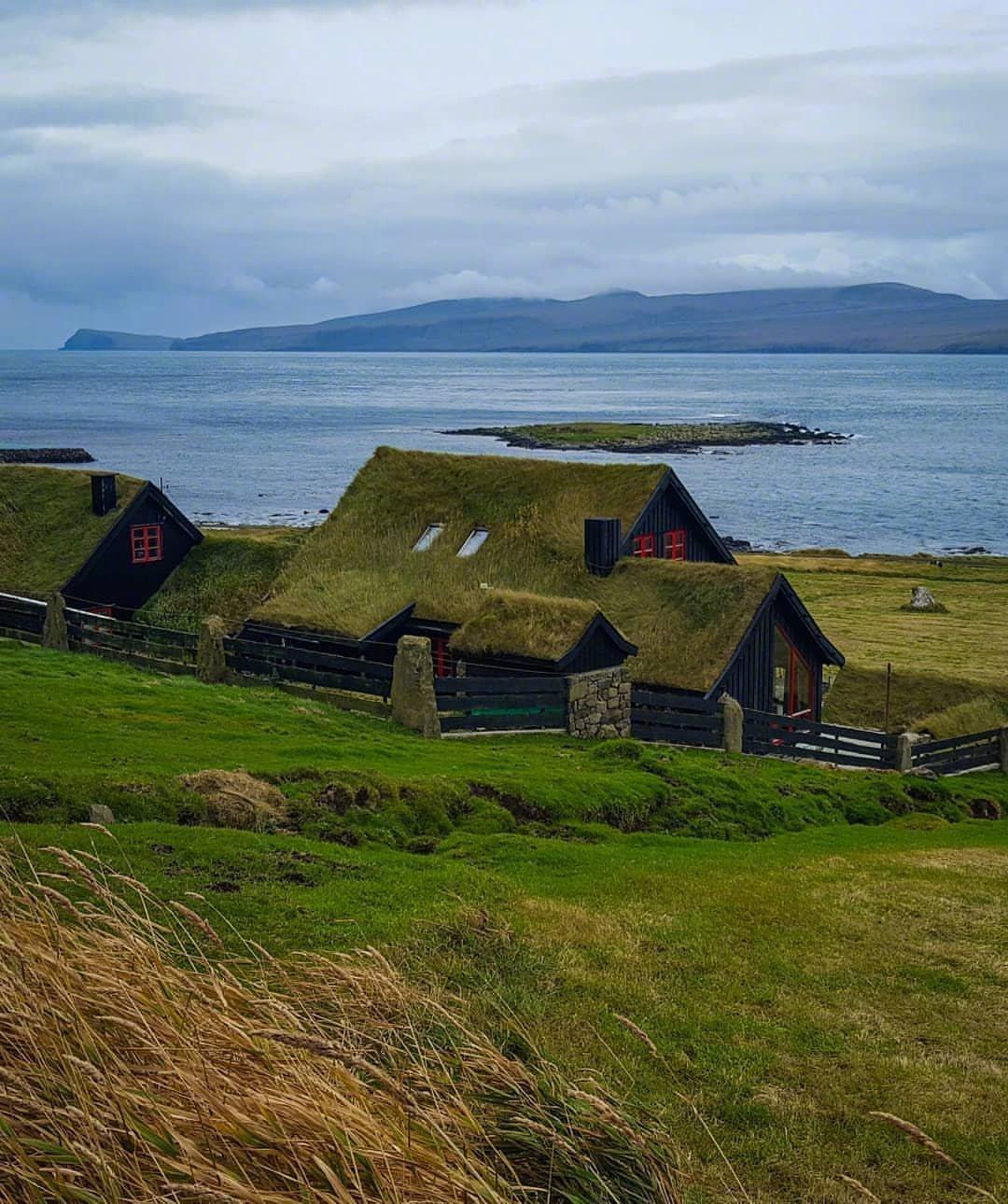 北极圈的极净之地——法罗群岛。