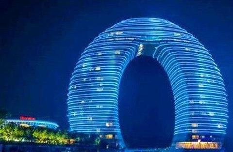 """中国五大淡水湖之一,名气并不大,却因""""马桶盖酒店""""名声大噪"""