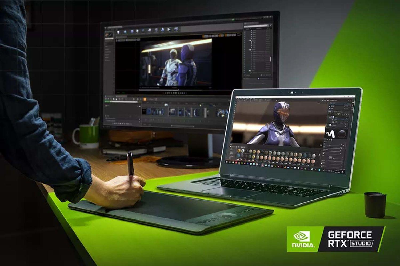 创意不受限,带你了解NVIDIA RTX Studio