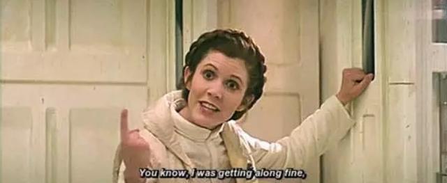 那一年,莱亚公主20岁,《星球大战》一岁,好莱坞迎来了黄金时代