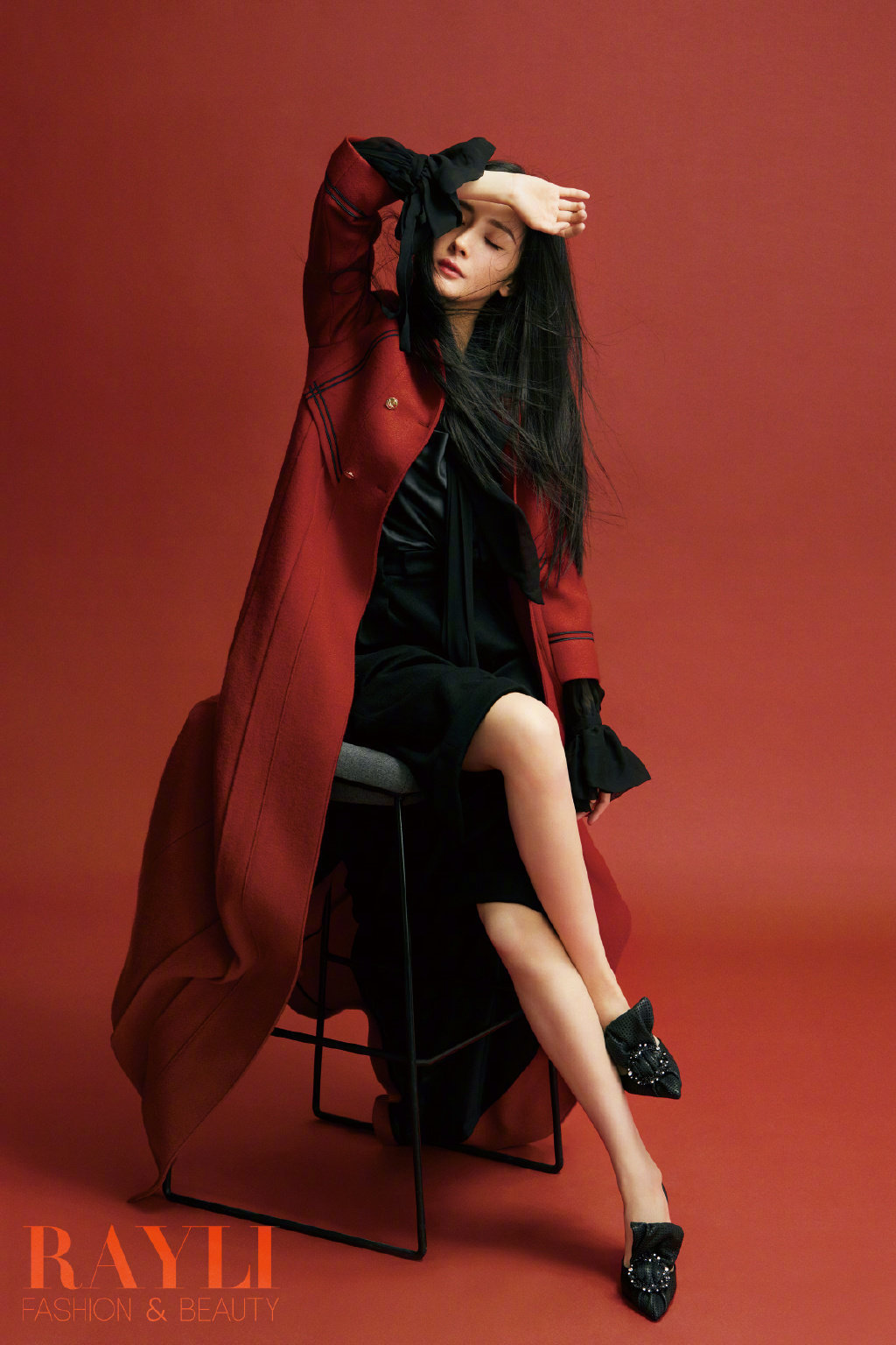杨幂 x《瑞丽服饰美容》你们觉得时尚表现力如何?