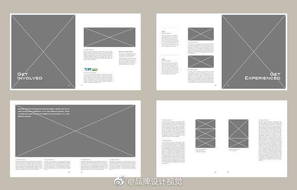 版式设计差吗?9张网格布局排版案例,保存起来慢慢用!