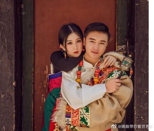 晓龙在全世界最美的地方:西藏自治区日喀则定日县珠峰大本营