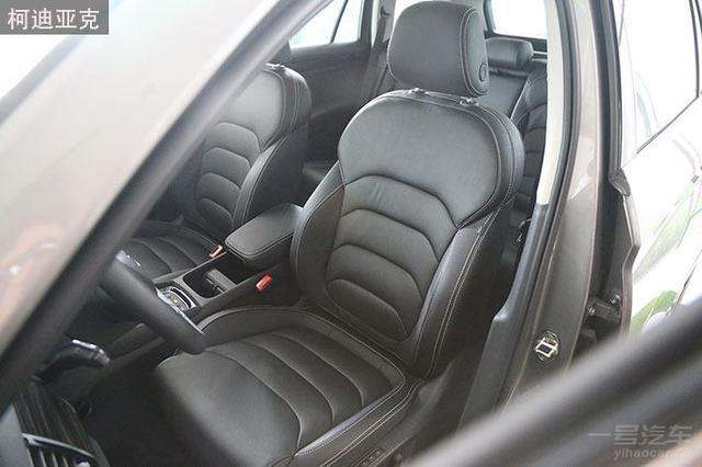 柯迪亚克GT对比柯迪亚克,轿跑SUV的空间真的不堪?
