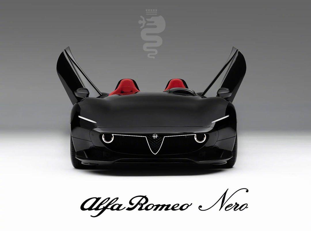 阿尔法罗密欧Alfa Romeo Nero概念车