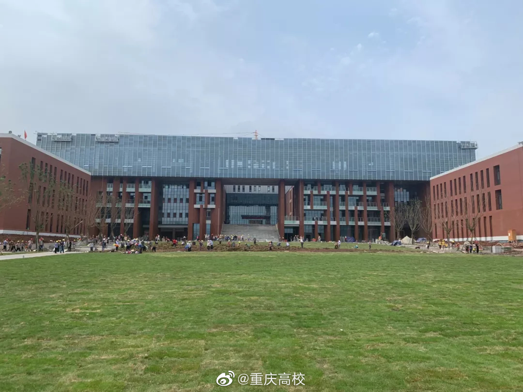 9月正式开学,中国科学院大学重庆学院即将交付
