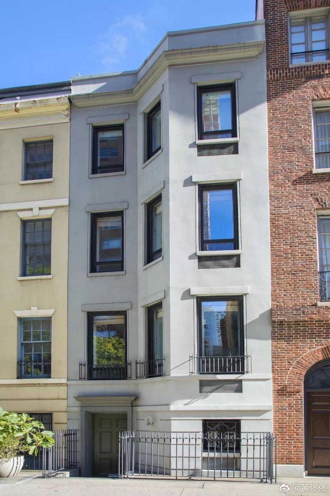 贝聿铭先生的家,简洁朴实,拍卖八百万