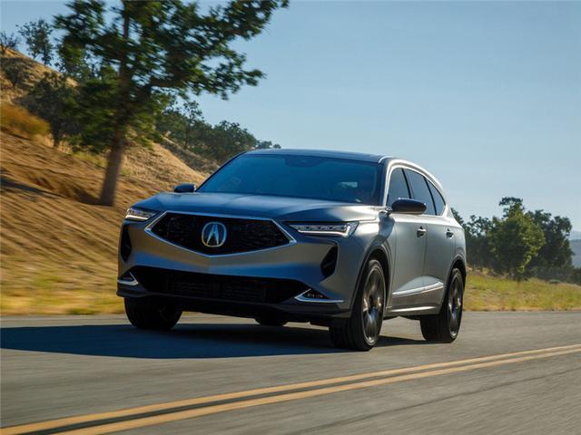 讴歌有史以来最贵的SUV!2022款MDX哪方面升级了?