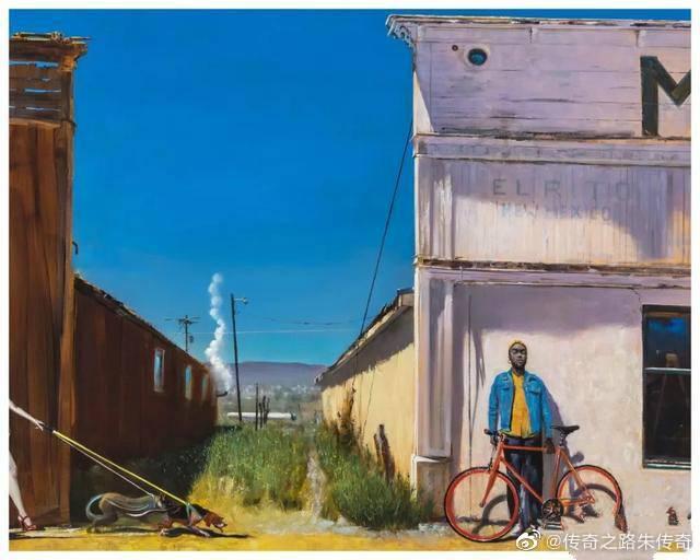 骑车穿越50国, 把世界和光阴画出来 (二)