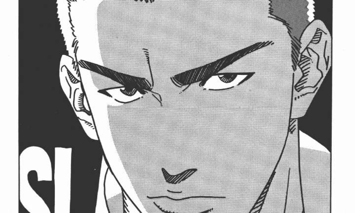 『井上雄彦』原作漫画《SLAM DUNK》第198话 新干线