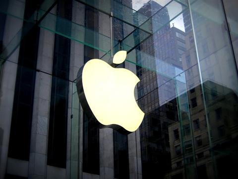 无人机探秘苹果总部:空旷无人