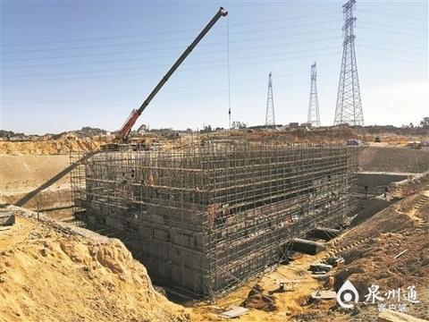 ——惠东应急水库输水工程建设纪实