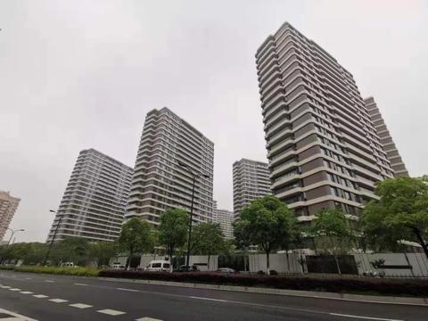 江河汇又一豪宅交付,挂牌均价超9万元/㎡,业主觉得低了?