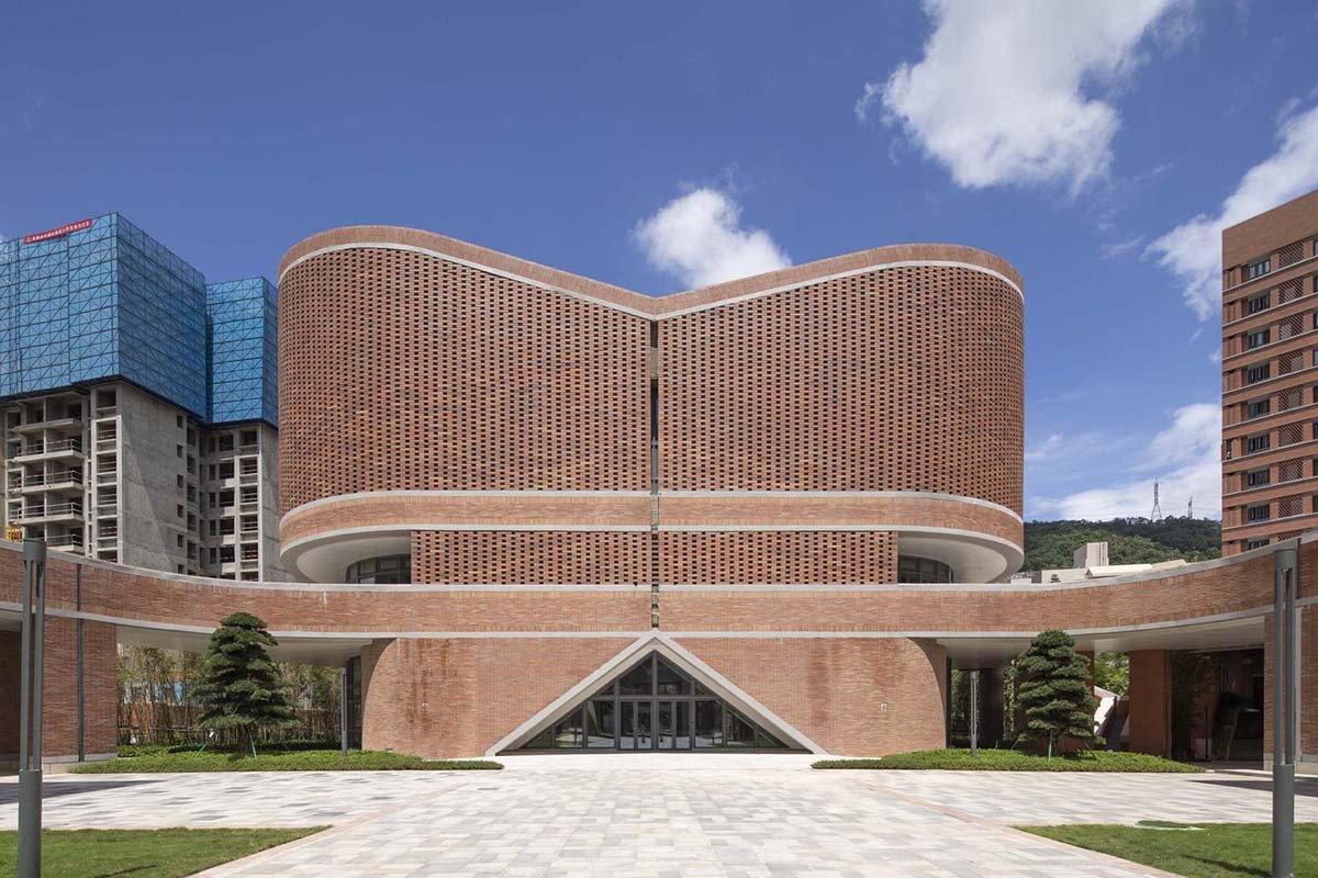 深圳中学(泥岗校区)丨哈尔滨工业大学建筑设计研究院