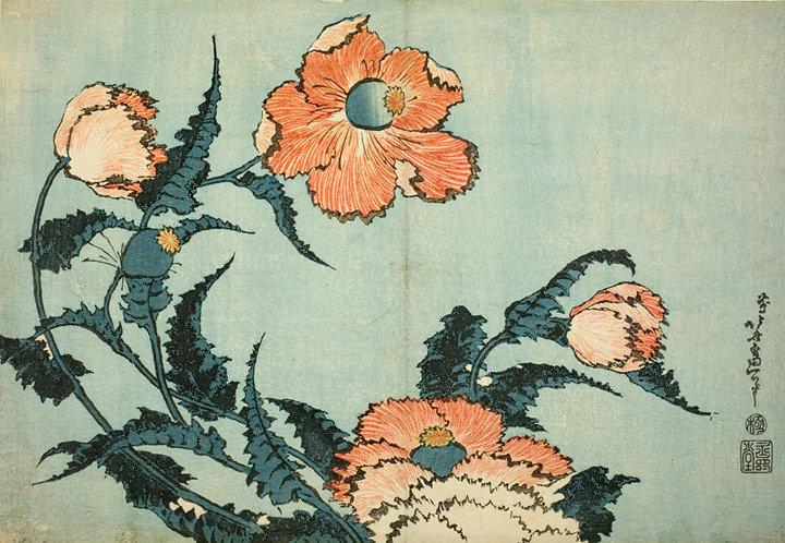 人间春色 | 葛饰北斋 Katsushika Hokusai