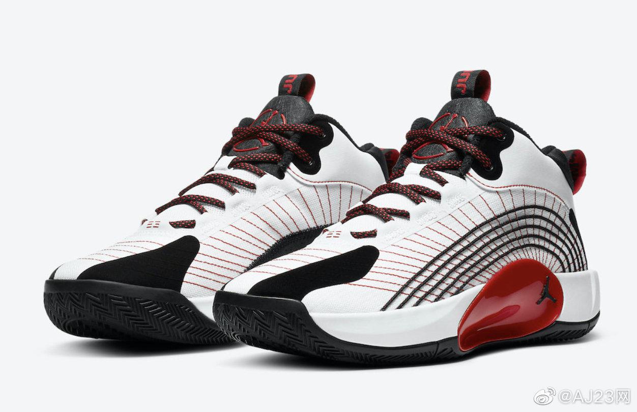 Jordan Jumpman 2021 PF货号: CQ4229-100