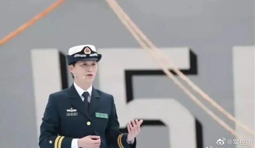 她是中国第一位女舰长,放弃了百万年薪,她就是韦慧晓