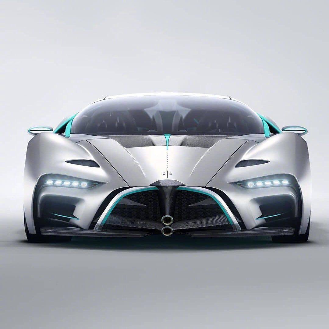 你觉得这枚概念跑车设计如何呢?